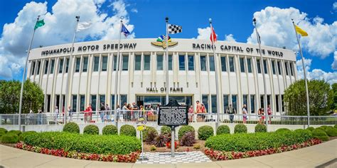 Rev It Up At Indianapolis Motor Speedway by Indianapolis Motor Speedway