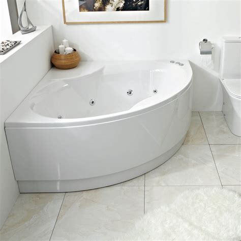 Small Bathtubs Uk Phoenix Bathrooms Nice Corner Bath Inc Panel