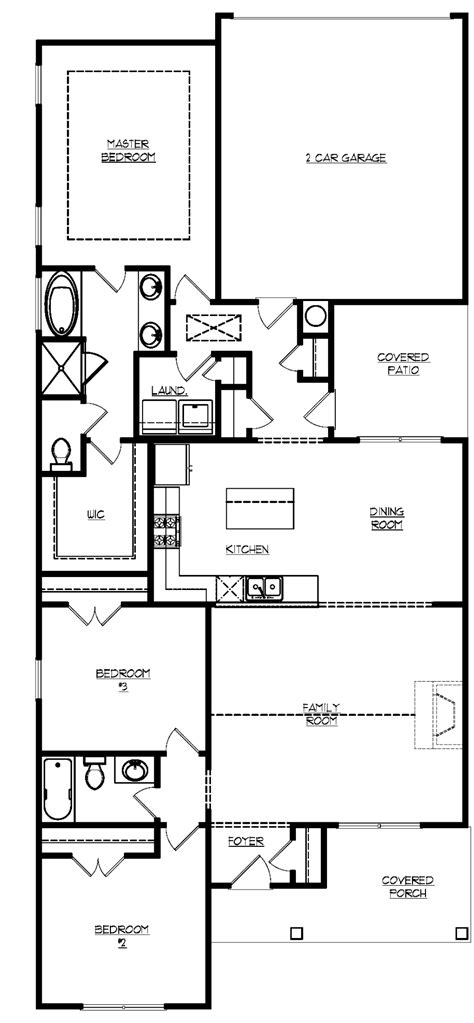 the ansley floor plan ansley kerley family homes