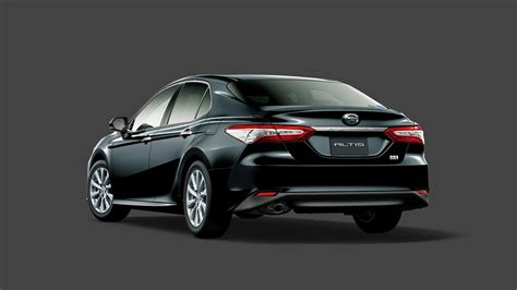 camry 2018 japan the 2018 daihatsu altis is a japan only take on the 2018