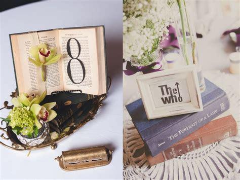 libro las dos bodas 7 centros de mesa para la decoraci 243 n de bodas originales
