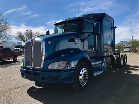 2008 kenworth truck 2008 kenworth t660 conventional trucks for sale 56 used