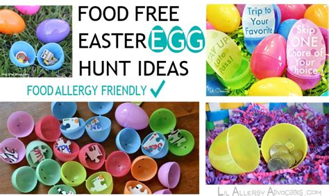 easter hunt ideas food allergies archives page 3 of 14 lil allergy advocates