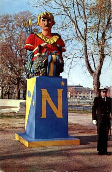 tecumseh statue   naval academy annapolis md