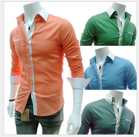 Men S Office Colors by Mens Bright Shirts Is Shirt