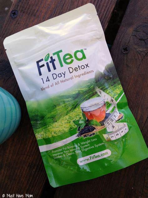 Green Tea Foot Detox Recipe by 14 Day Detox Fittea Review Fittea