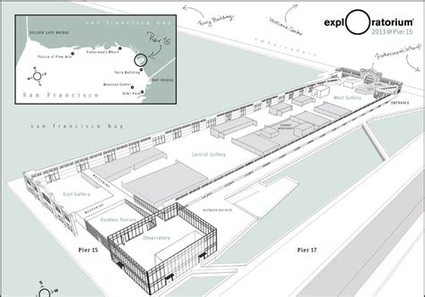 san francisco exploratorium map san francisco exploratorium announces move to new net zero