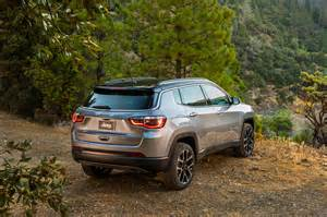 Jeep Compass Back Refreshing Or Revolting 2017 Jeep Compass Motor Trend