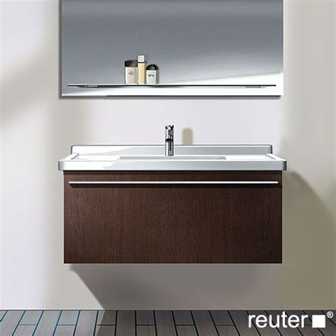 Duravit Vanities by Duravit X Large Vanity Unit With 1 Pullout Compartment