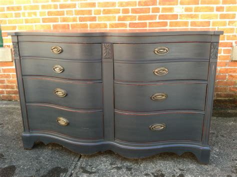 painted bedroom dressers custom painted dressers antique black eclectic