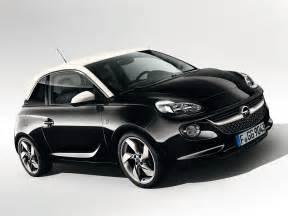 Adam Opel Opel Adam White Pack 01 2013 Pr