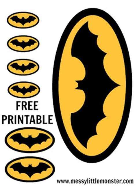 Batman Symbol Printable