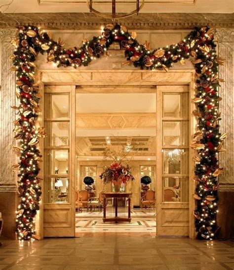 christmas arch for the home pinterest