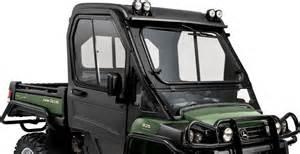 John deere ops poly cab doors bm24117 for 625i 825i 855d gators
