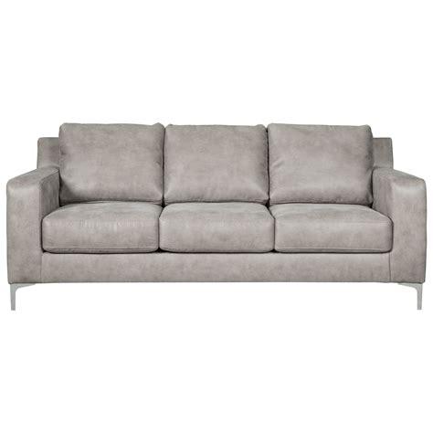 signature design by sofa signature design by ryler contemporary sofa