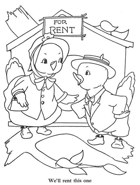 vintage coloring book pages coloring home
