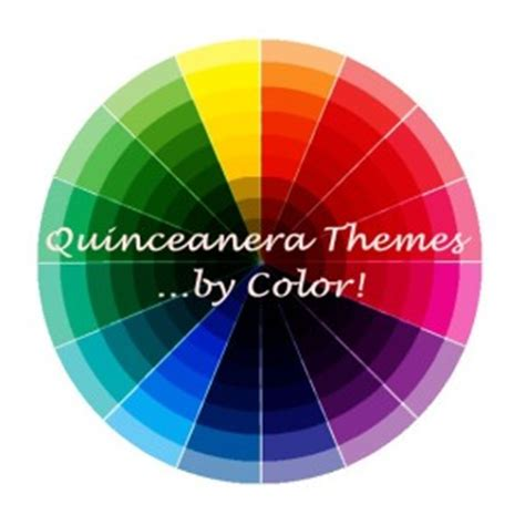 quinceanera colors and color scheme ideas quinceanera themes by color