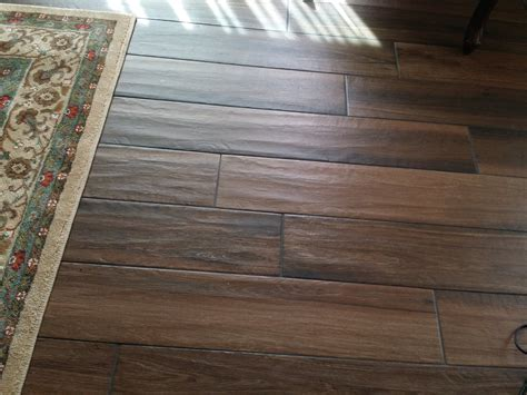 Faux Wood Flooring by Tiles Amazing Faux Wood Floor Tile Wood Look Tile