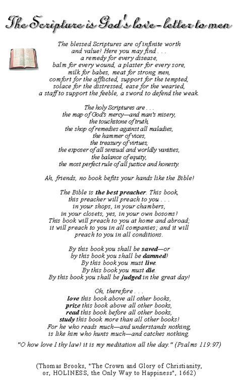 Letter Of God God S Letter