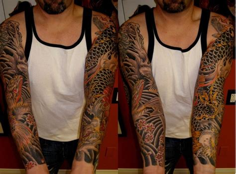 full sleeve tattoos designs 52 magnificent tattoos on sleeve