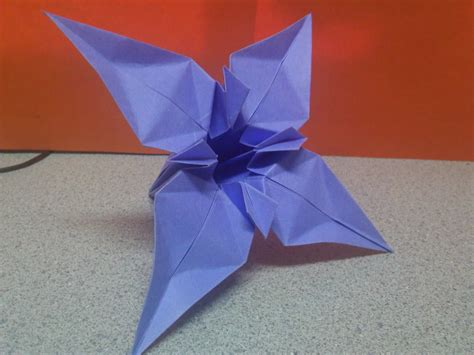 My Origami - my own origami variation by theorigamiarchitect on