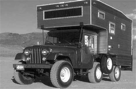 Rv Jeep The 1969 Cj5 Jeep Cer Could Be The Rarest Rv