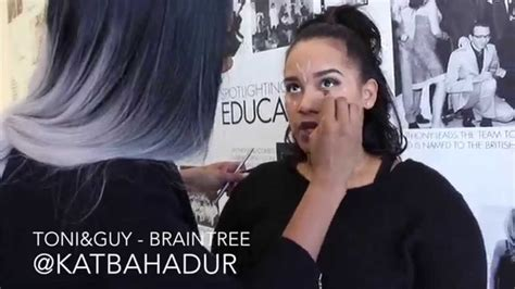 toni guy youtube makeup hair tutorial toni guy youtube