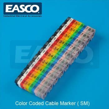 easco color coded wire marker supplier buy color coded