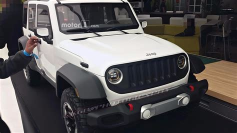 new jeep design the rejected next jeep wrangler design looks