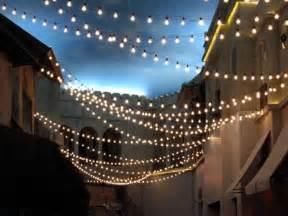 Italian Patio Lights Global Atelier December 2010