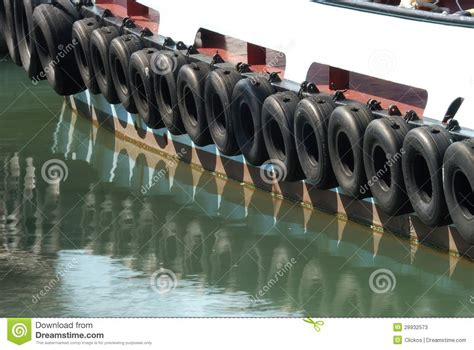 Car Tyres Portsmouth by Tires On Tug Boat Portsmouth Stock Photos