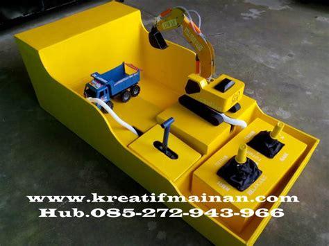 Mainan Eksavator Mini Masih Ready Banyak 085 272 943 966 produsen mainan anak produsen mainan