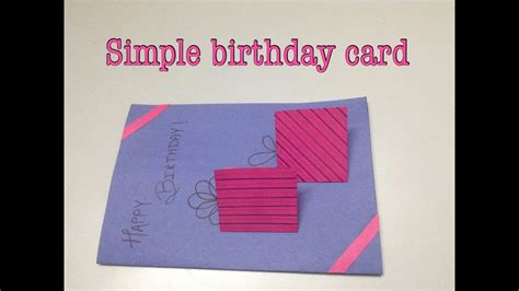 Two Simple Home Made Aids For Your by A Simple Handmade Birthday Card