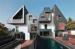 houses architecture photography 2 houses with 6 homes nodo17