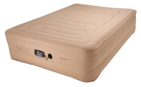 How To Fix A Punctured Air Mattress by Simplysleeper Ss 89q Premium Raised 18 Quot Ultra Tough