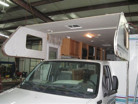 H Rv Rd by Before And After Photos Of Rv And Trailer Repair Work D