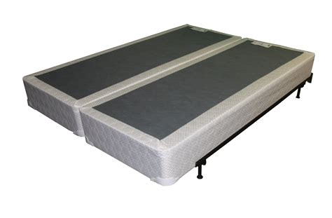 bed box spring queen split box spring michigan full queen king