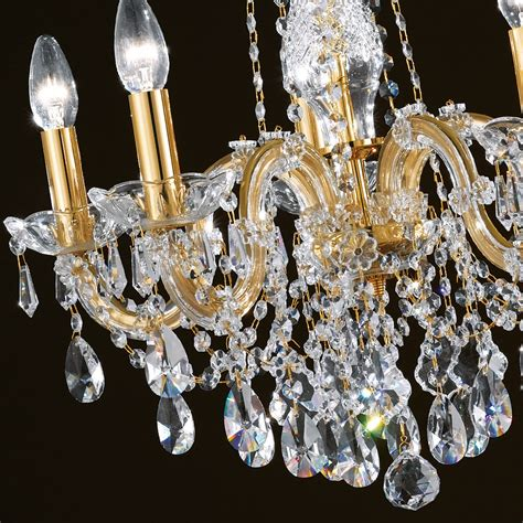 Reproduction Chandeliers Small Reproduction Classic Chandelier