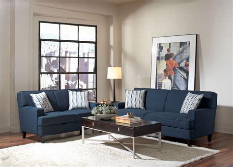 blue living room set finley blue living room set from coaster 5043212
