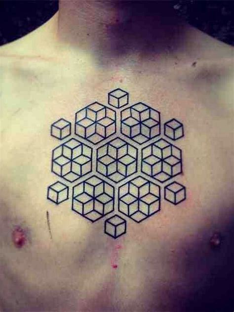 Geometric Tattoo 30 Mysterious Sacred Geometry Tattoo Mysterious Sacred Geometry Designs