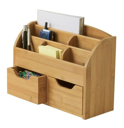 home office desk organizer wood home office slotted file desk organizer office home