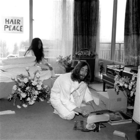 bed in for peace yoko ono interviews yoko ono date of birth yoko