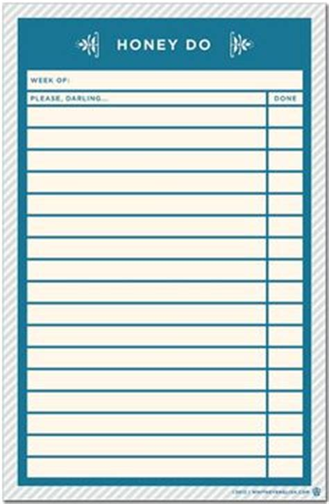 honey do list template 1000 images about things to do list on