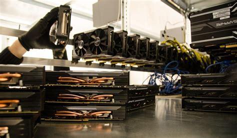 Bitcoin Mining these photos show you inside an bitcoin mine