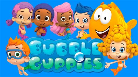 Bubble Guppies Games Bubble Guppies Full Episodes In Children Guppies Coloring Pages