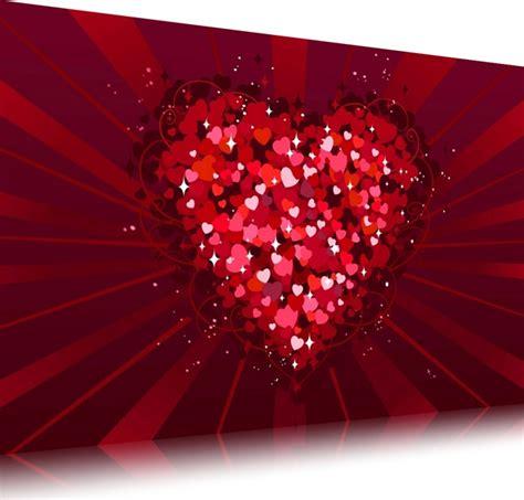 windows 7 themes love hearts romantic love hearts windows 7 theme download