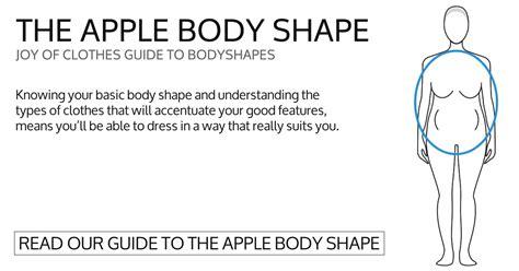 best haircut for apple shaped body what to wear look best apple body shape or body type joy