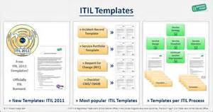 itil change management process template 7 best images of itil model templates itil process