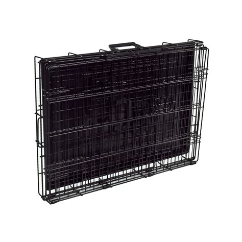crate tray pet carrier kennel cage 24 quot metal folding new crate cat portable puppy tray ebay