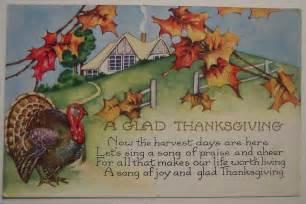 vintage thanksgiving card vintage thanksgiving cards